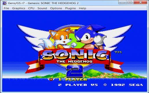 Gens emulator