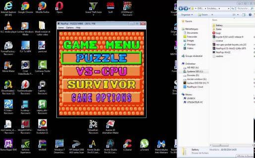 NeoPop emulator