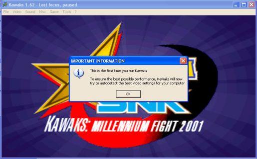 WinKawaks emulator