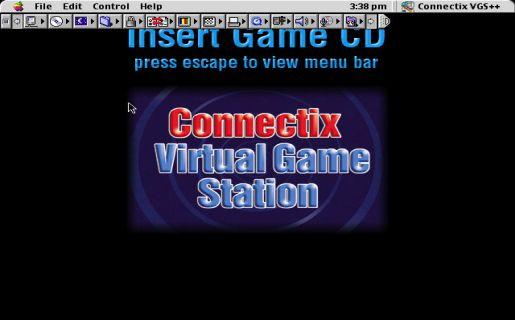 VGS XP emulator
