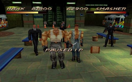 EQ PSX emulator