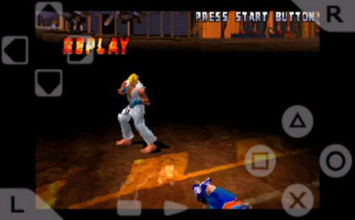PSX4Droid emulator