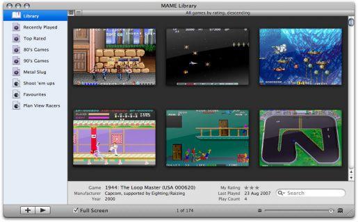 SDL MAME emulator