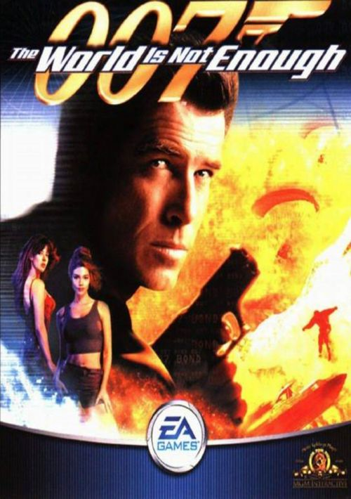 007 The World Is Not Enough Europe Rom Free Download For N64
