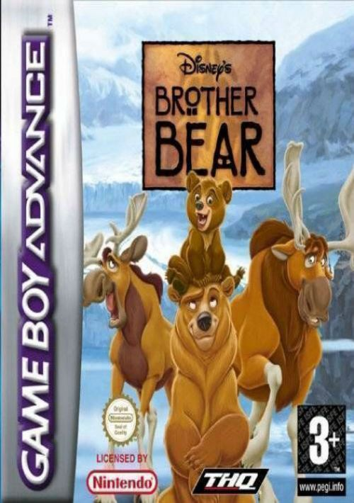 Brother Bear ROM Free Download for GBA - ConsoleRoms
