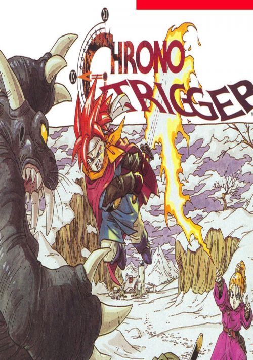 BadNameHere! RPGs, MMOs, and Other Stuff!: Chrono Trigger!