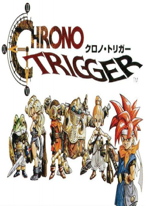 Chrono Trigger ROM Free Download for SNES - ConsoleRoms