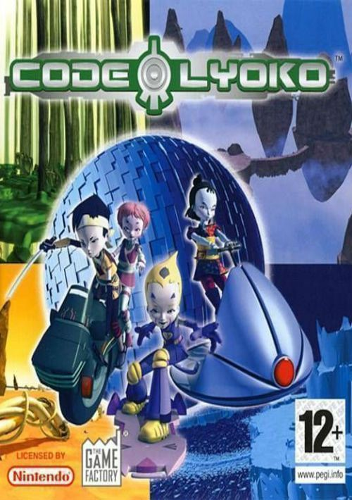 code lyoko exenophobia rom free download for nds