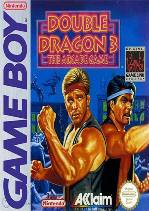 Double Dragon 3 Rom Free Download For Game Boy Consoleroms