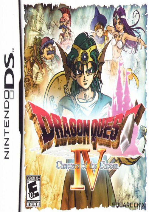 Dragon Quest The Chapters Of The Chosen E Rom Free Download For Nds Consoleroms