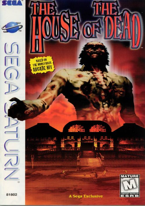 House Of The Dead U Rom Free Download For Sega Saturn Consoleroms