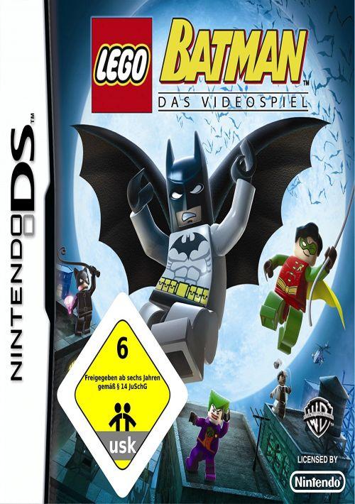 LEGO Batman - The Videogame (SQUiRE) (EU) ROM Free ...