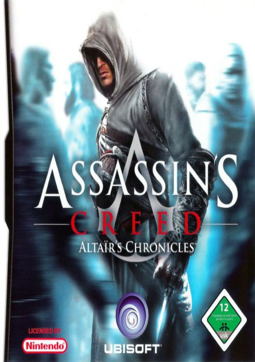 Assassin S Creed Altair S Chronicles Eu Rom Free Download For