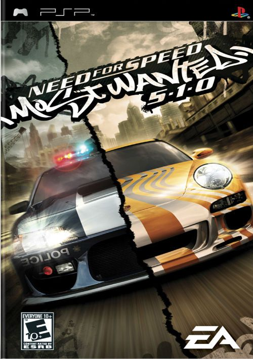 Need For Speed - Most Wanted 5-1-0 ROM Free Download for ...