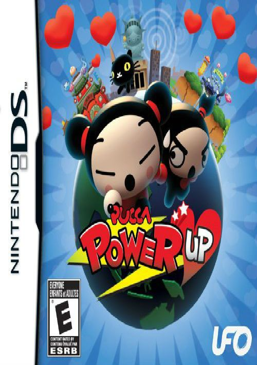 Download Game Pucca Power Up Ds