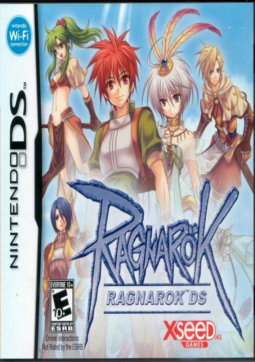 ragnarok rom free download for nds  consoleroms