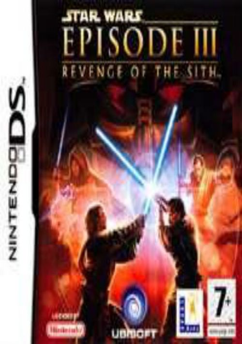 Star Wars Episode Iii Revenge Of The Sith Eu Rom Free Download For Nds Consoleroms