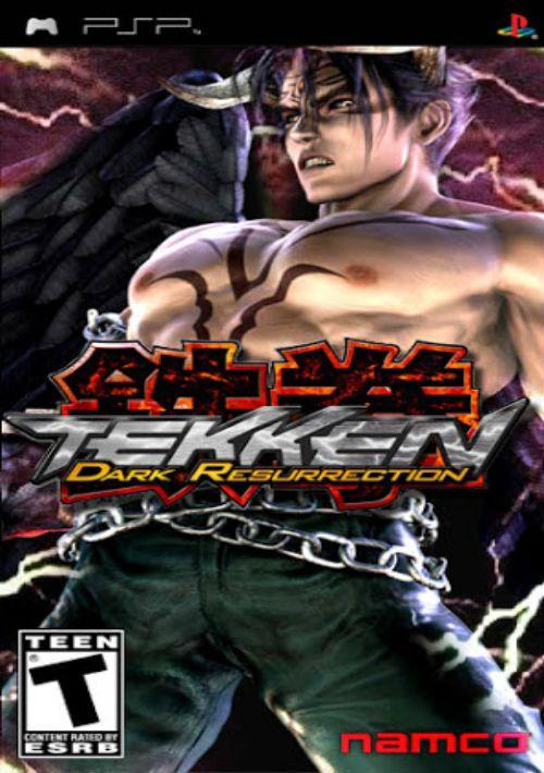 Tekken Dark Resurrection Korea V1 02 Rom Free Download For Psp Consoleroms