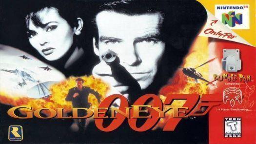 007 - GoldenEye (EU)