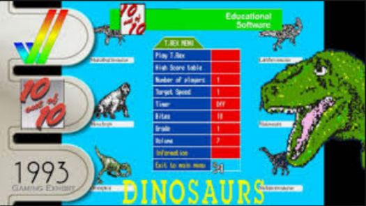 10 Out Of 10 - Dinosaurs_Disk2