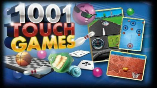 1001 Touch Games (E)