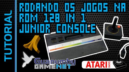 128-in-1 Junior Console (Chip 1) (PAL)