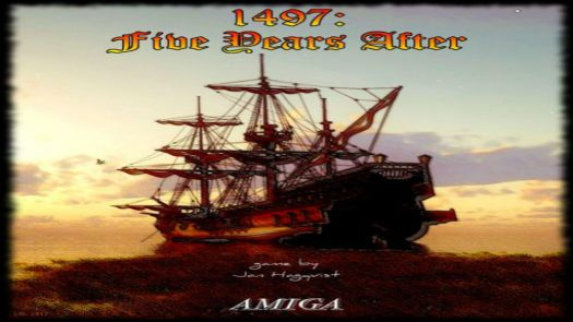 1497 - Five Years After