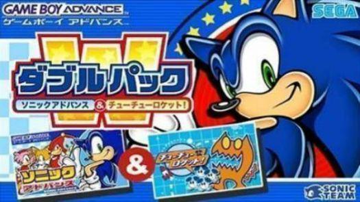 2 In 1 - Sonic Advance & Chuuchu Rocket (J)