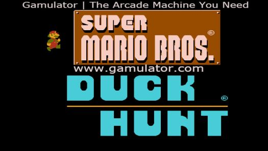 2-in-1 Super Mario Bros. -  Duck Hunt