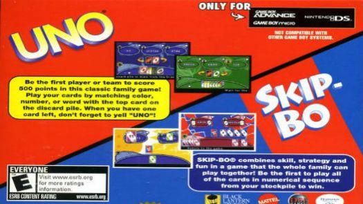 2 In 1 - Uno & Skip-Bo (sUppLeX) (E)