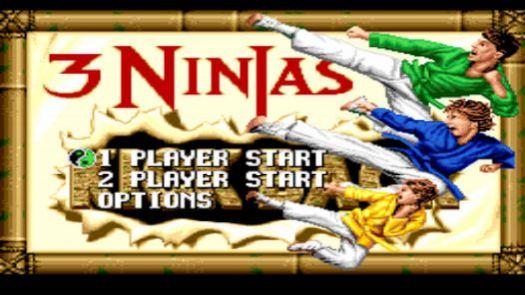 3 Ninjas Kick Back (U)