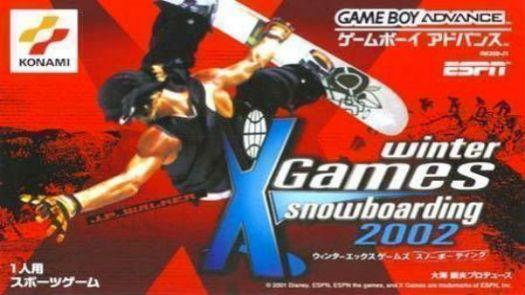 ESPN - X-Winter Games - Snowboarding