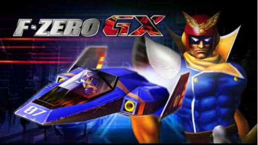 F Zero GX