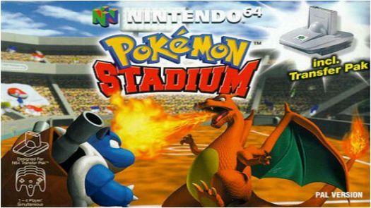 Pokemon Stadium (Germany)