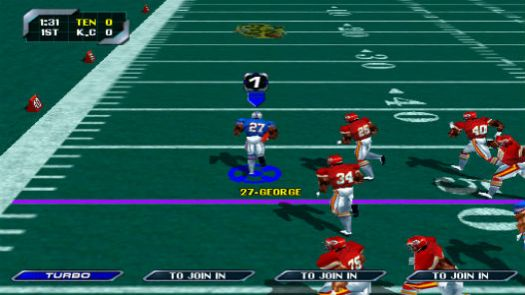 NFL Blitz '99 (ver 1.30, Sep 22 1998)