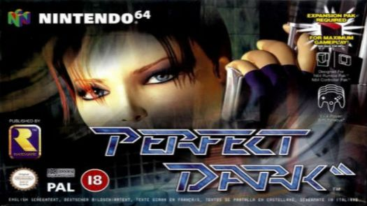 Perfect Dark (Europe)