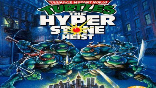 TMNT -The Hyperstone Heist