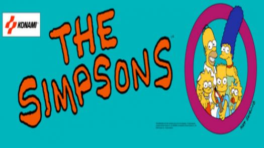 The Simpsons (2 Players World, set 2)