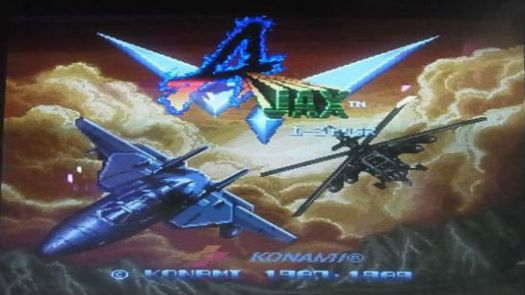 A-Jax (1989)(Konami)(Disk 1 Of 3)(Program)