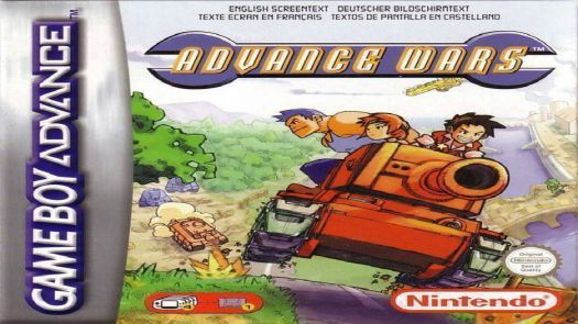 Advance Wars (Arrogance) (EU)