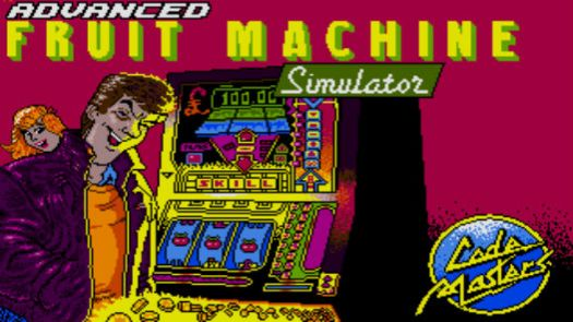 Advanced Fruit Machine Simulator