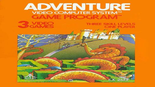Adventure (1978) (Atari)