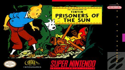 Adventures Of Tintin, The - Prisoners Of The Sun (EU)