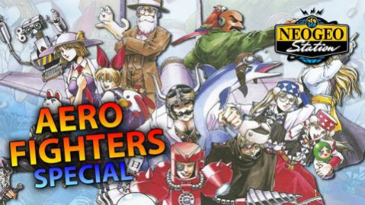 Aero Fighters Special (Taiwan)
