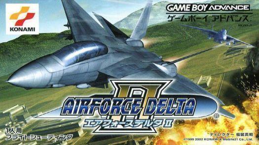 AIRFORCE DELTA II (J)