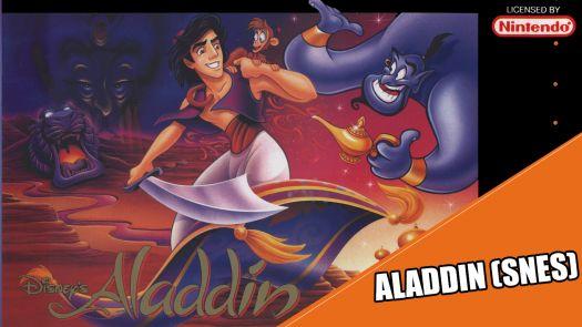 Aladdin (G)