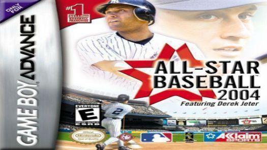 All-Star Baseball 2004 Feat. Derek Jeter GBA