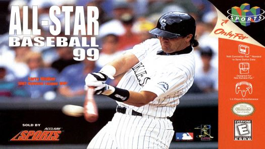 All-Star Baseball 99 (E)