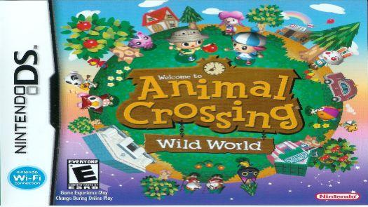 Animal Crossing - Wild World (v01)