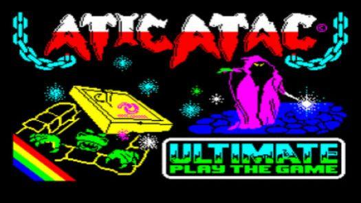 Atic Atac (1983)(Ultimate)